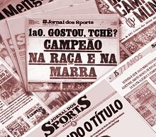 Trajetória do Jornal dos Sports é contada em livro