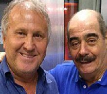Zico e Rivellino prestigiam novo livro da Via Escrita